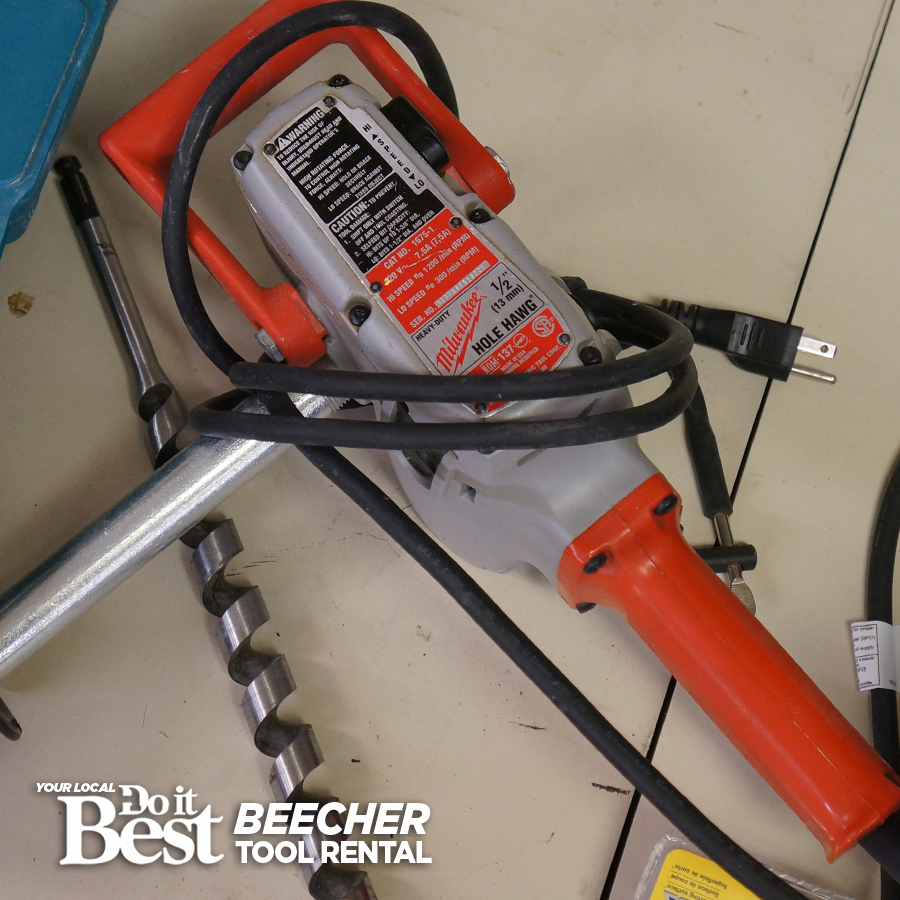 1/2in Angle Drill Rental
