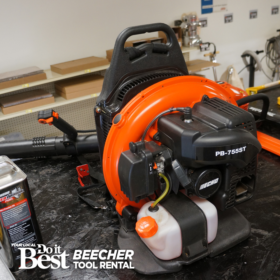 Backpack Blower Rental