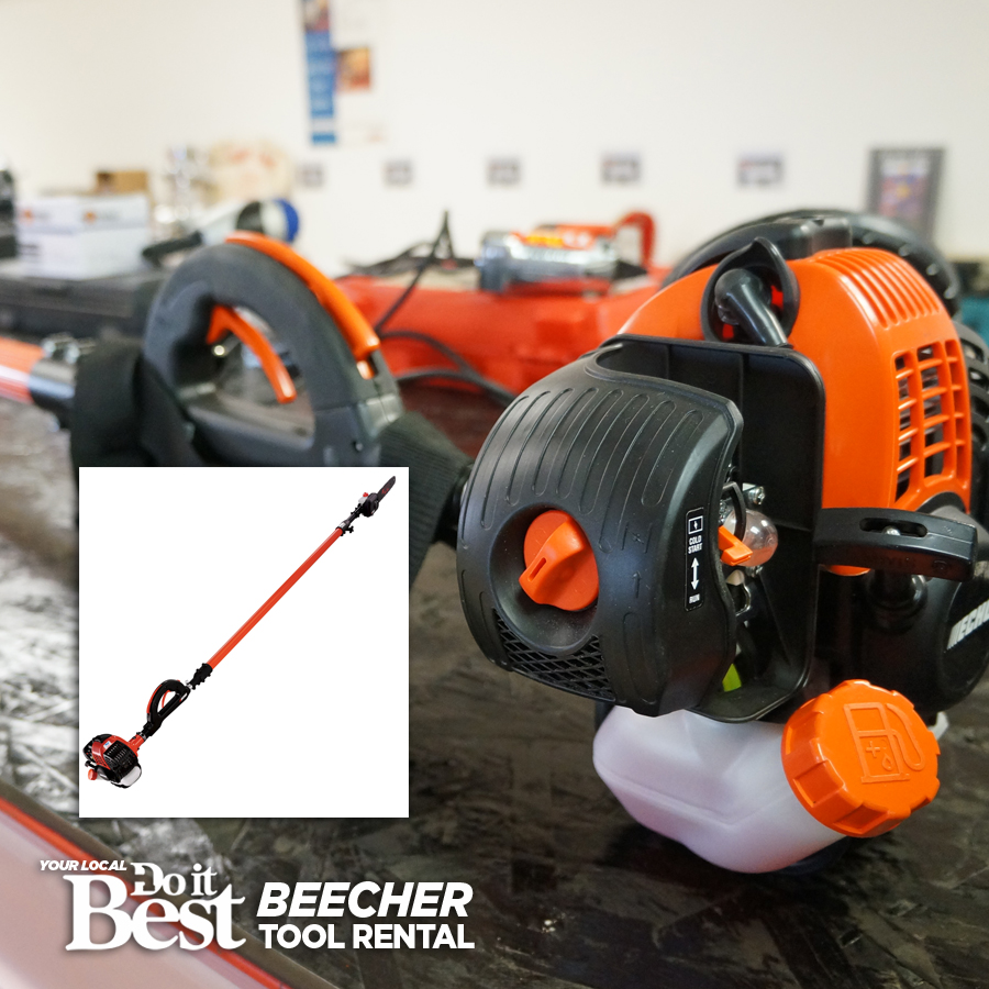 Power Pruner Rental